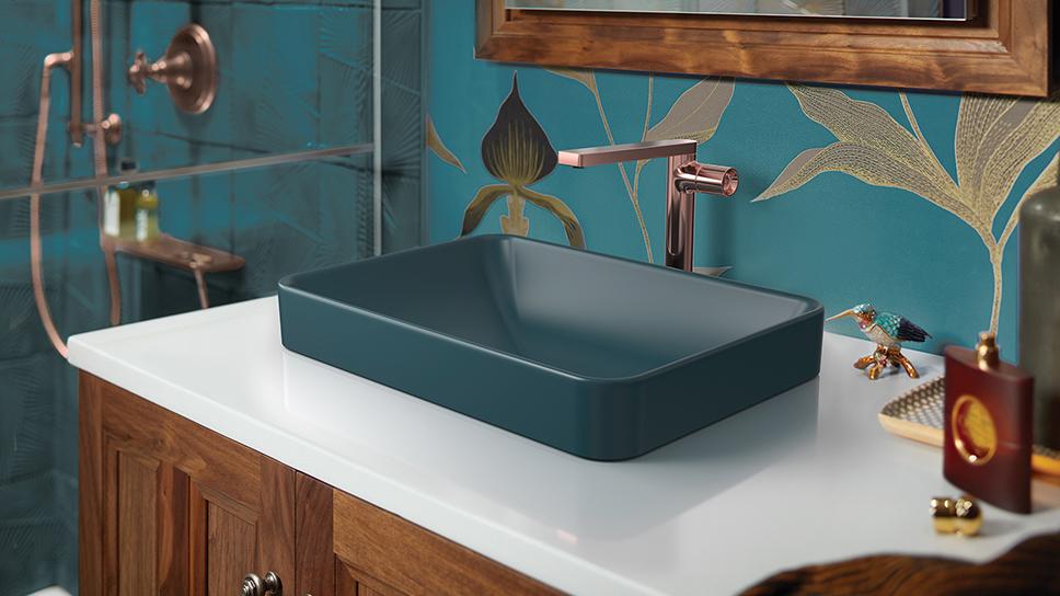 Kohler Faucets, Bathroom Sinks, Toilets, Showering | Kohler