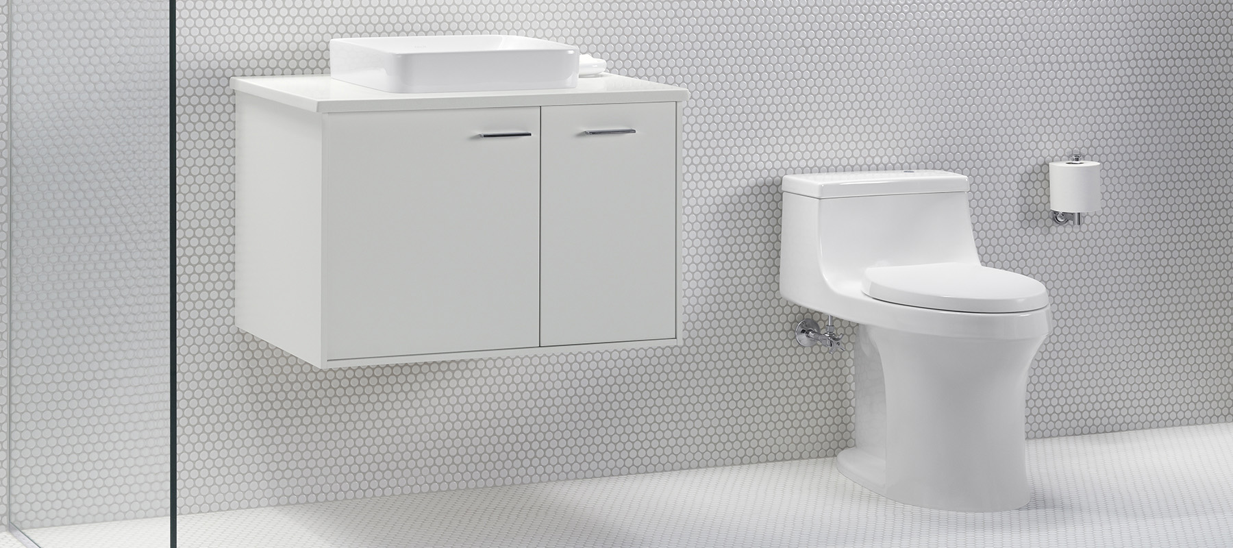 Kohler Water Closet - Home Design Ideas and Pictures